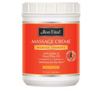 Muscle Therapy Massage Crème 1/2 gal jar