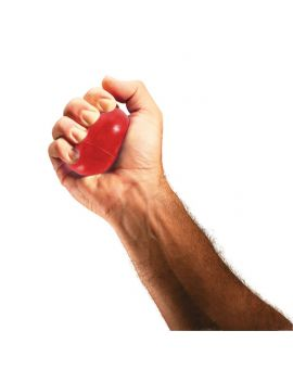 XL TheraBand Hand Exerciser Red – Soft