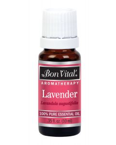 Bon Vital' Lavender Essential Oil