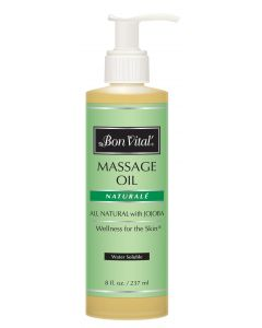 Naturalé Massage Oil 8 fl oz bottle w/pump