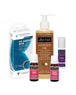Bon Vital' Massagearita Treatment Kit for 4
