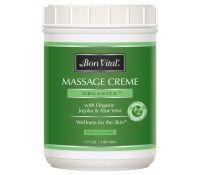 Organica Massage Crème 1/2 gal jar