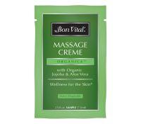 Organica Massage Crème 0.17 fl oz trial size