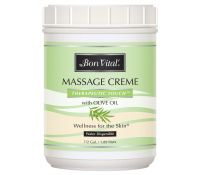 Therapeutic Touch Massage Crème 1/2 gal bottle