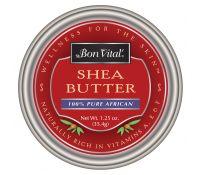 Bon Vital' Shea Butter - 1.25 oz tin