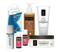 Bon Vital' Frozen Massagearita with Salt Treatment Trial Kit