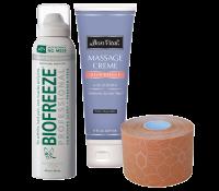 Bon Vital' Massage, Tape & Spray Treatment Therapist Kit (4 treatments)