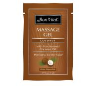 Bon Vital' Coconut Massage Gel - trial size