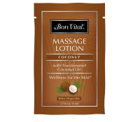 Bon Vital' Coconut Massage Lotion- trial size